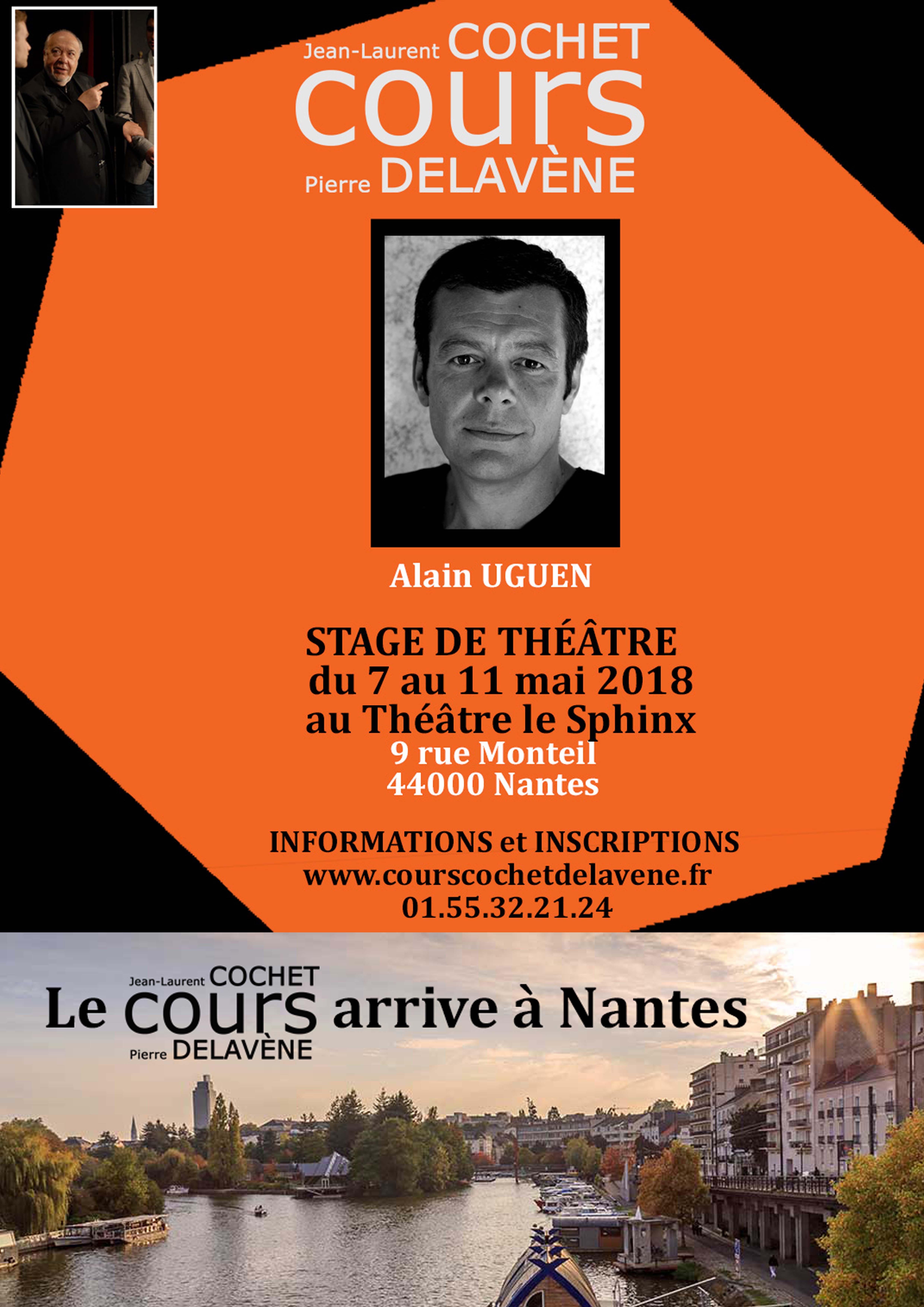 Stage Nantes