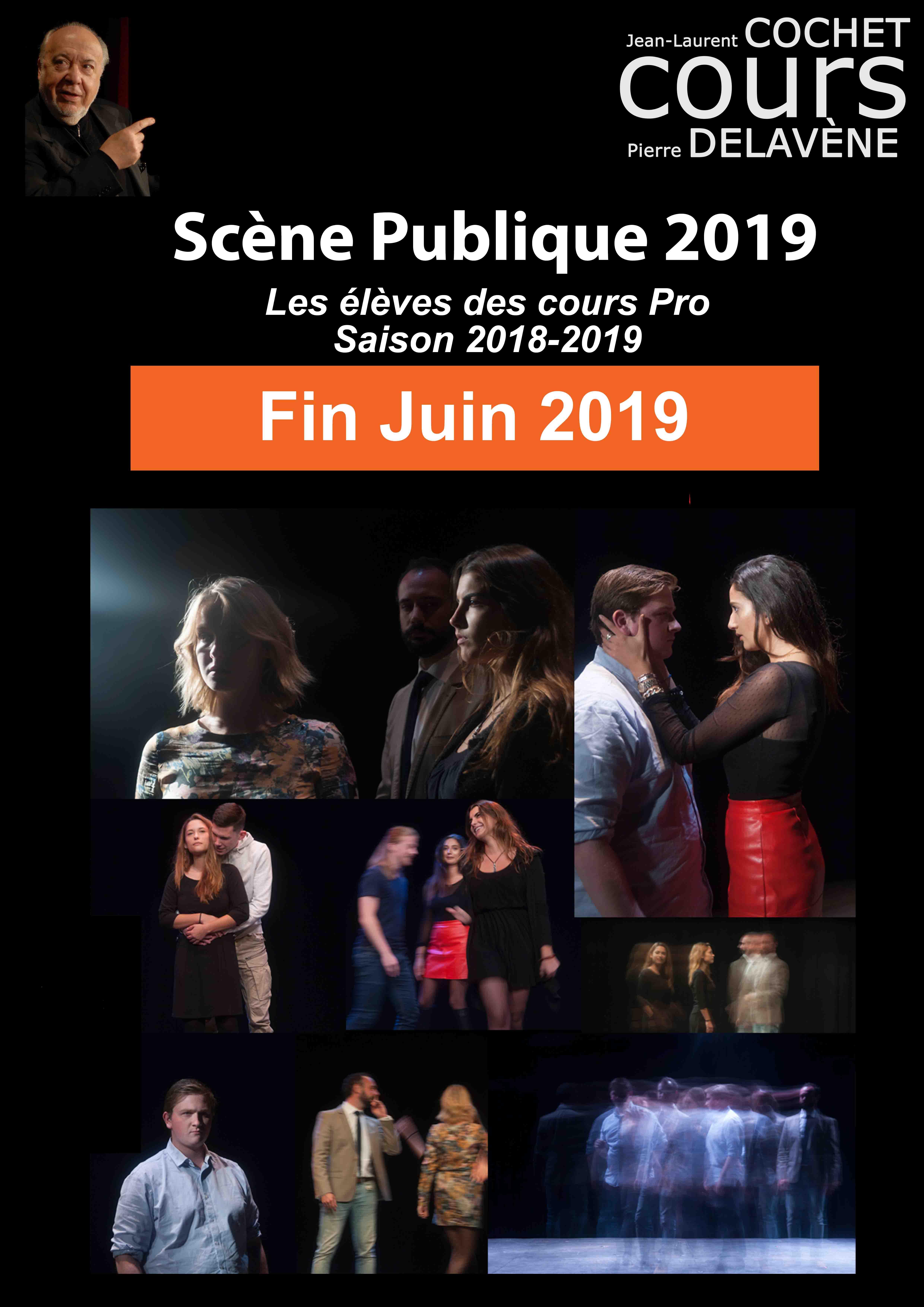 Scène Publique 2019