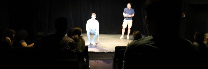 Cours de théâtre en entreprise